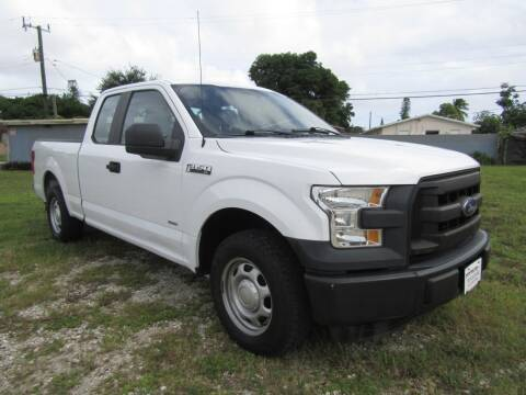 2015 Ford F-150 for sale at Truck and Van Outlet in Hollywood FL