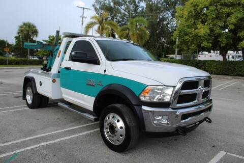 2015 RAM Ram Chassis 4500 for sale at Truck and Van Outlet - Miami in Miami FL