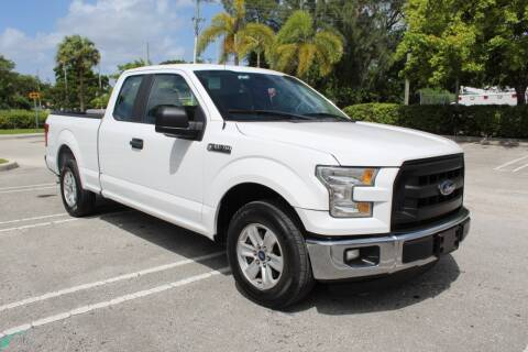 2016 Ford F-150 for sale at Truck and Van Outlet in Hollywood FL
