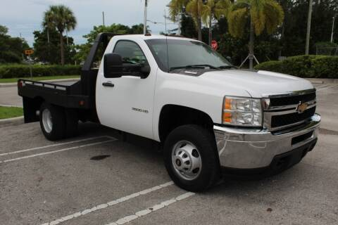 2012 Chevrolet Silverado 3500HD CC for sale at Truck and Van Outlet - Miami in Miami FL