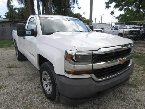 2016 Chevrolet Silverado 1500 for sale at Truck and Van Outlet - Miami in Miami FL