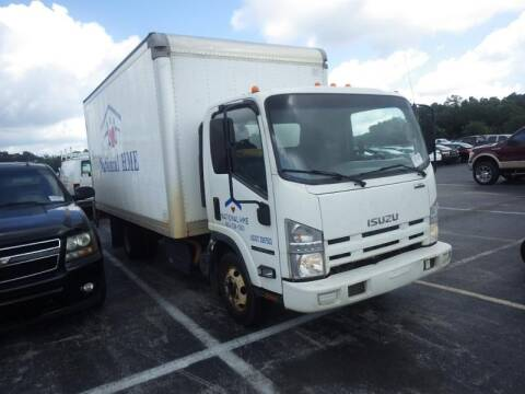 2015 Isuzu NPR-HD for sale at Truck and Van Outlet - Miami in Miami FL