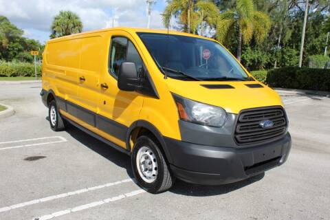 2015 Ford Transit Cargo for sale at Truck and Van Outlet in Hollywood FL
