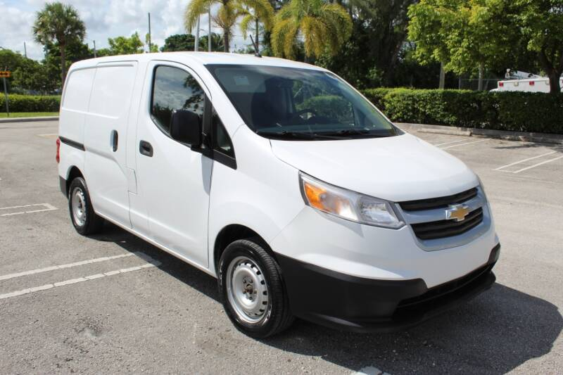 2015 Chevrolet City Express Cargo for sale at Truck and Van Outlet - Miami in Miami FL