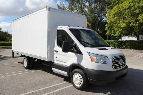 2015 Ford Transit Cutaway for sale at Truck and Van Outlet - Miami in Miami FL