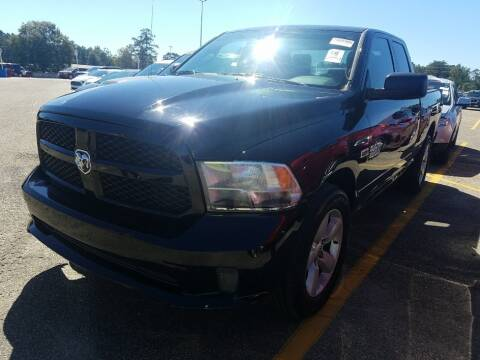 2014 RAM Ram Pickup 1500 for sale at Truck and Van Outlet - Miami in Miami FL
