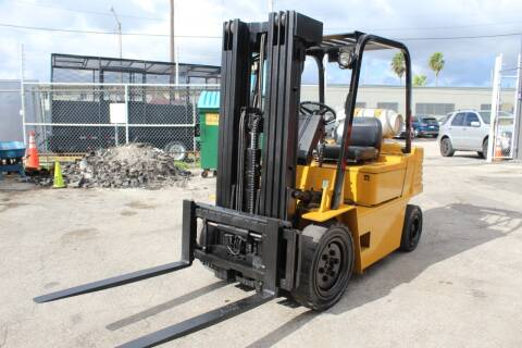 Daewoo G25S for sale at Truck and Van Outlet - Miami in Miami FL