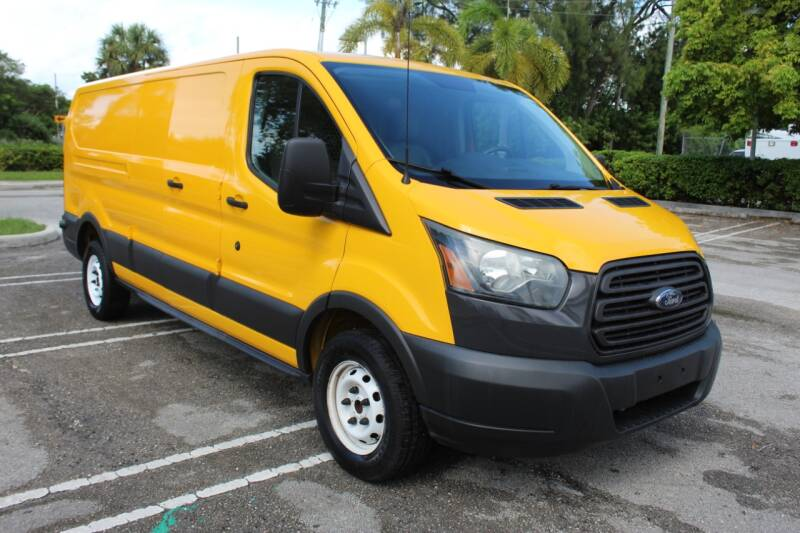 2015 Ford Transit Cargo for sale at Truck and Van Outlet - Miami in Miami FL