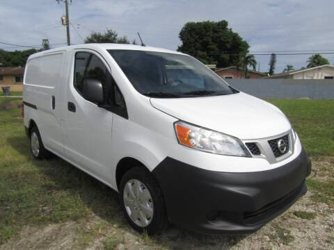 2017 Nissan NV200 for sale at Truck and Van Outlet in Hollywood FL