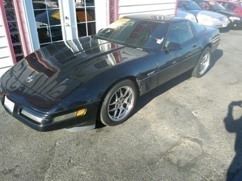 1996 Chevrolet Corvette for sale in Lynnwood, WA
