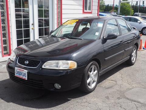 2001 Nissan Sentra for sale in Lynnwood, WA