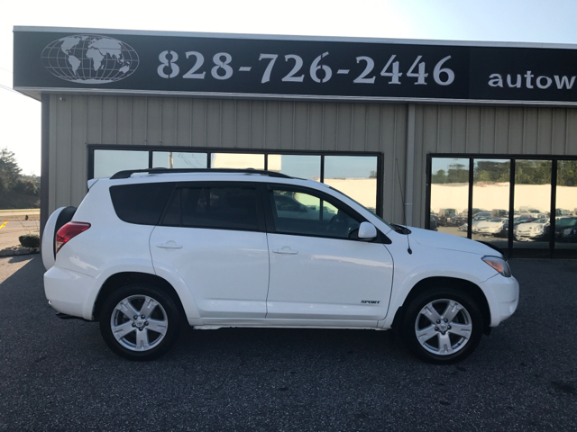 2007 Toyota RAV4 For Sale At AutoWorld Of Lenoir In Lenoir NC