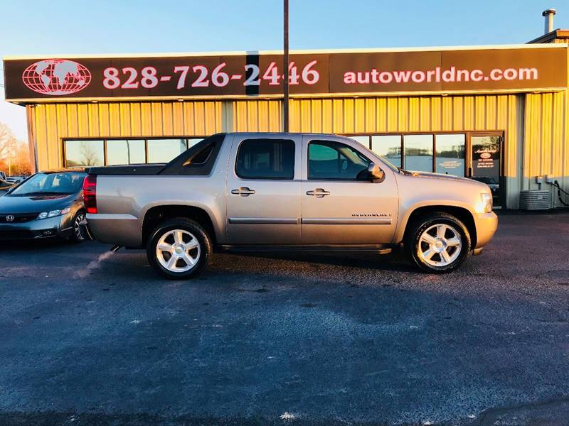details knox llc for inventory auto knoxville sale avalanche at north tn chevrolet in