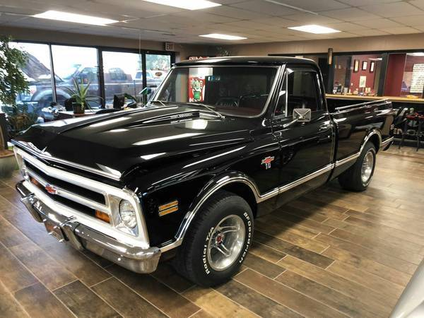 1968 Chevrolet C K 10 Series For Sale At AutoWorld Of Lenoir In NC