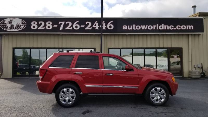 2010 Jeep Grand Cherokee For Sale At AutoWorld Of Lenoir In Lenoir NC
