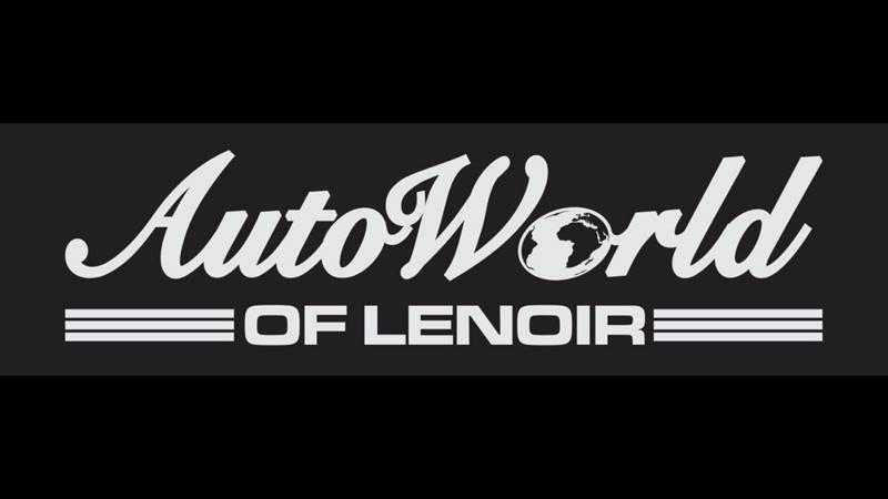 2008 Chevrolet TrailBlazer for sale at AutoWorld of Lenoir in Lenoir NC