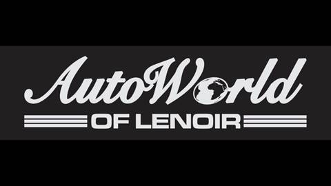 2008 Chevrolet TrailBlazer for sale at AutoWorld of Lenoir in Lenoir NC