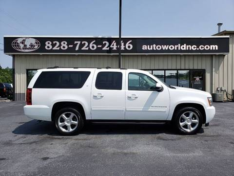 Chevrolet Suburban For Sale In Lenoir Nc Autoworld Of Lenoir