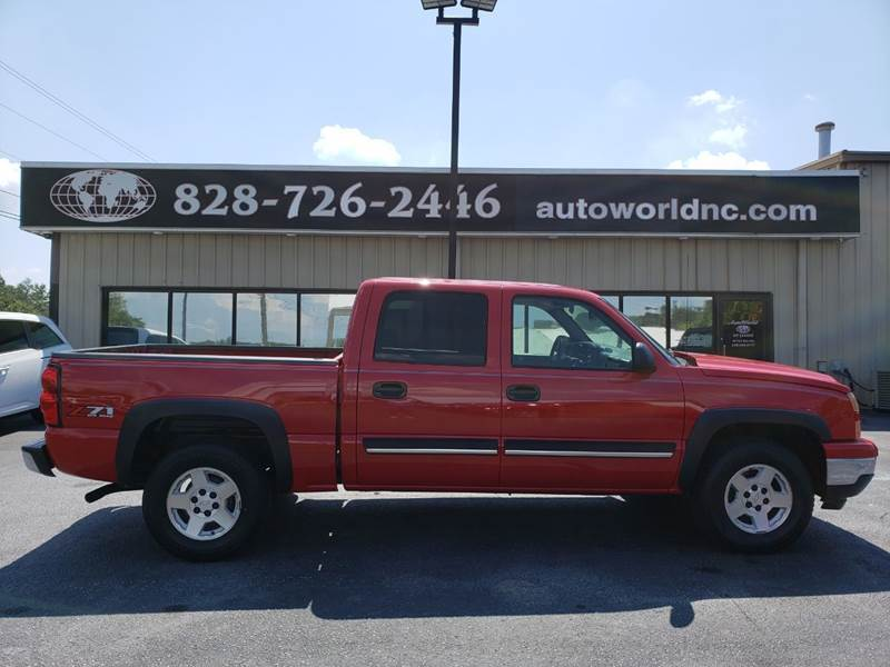 Chevrolet Silverado 1500 For Sale In Lenoir Nc Autoworld