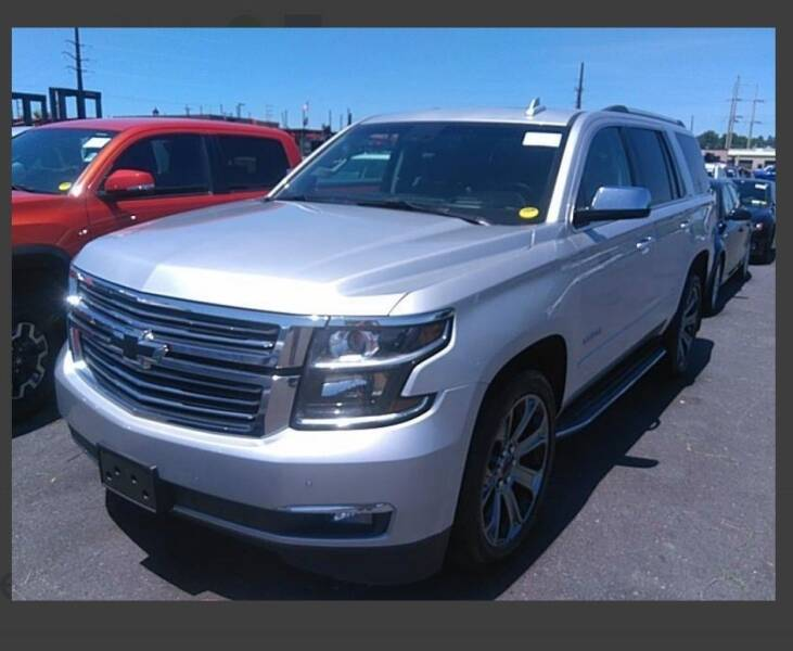 2016 Chevrolet Tahoe for sale at AutoWorld of Lenoir in Lenoir NC