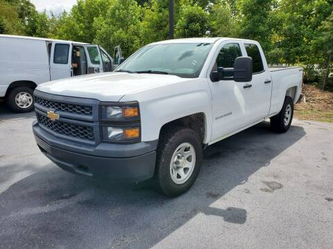 2015 Chevrolet Silverado 1500 for sale at AutoWorld of Lenoir in Lenoir NC
