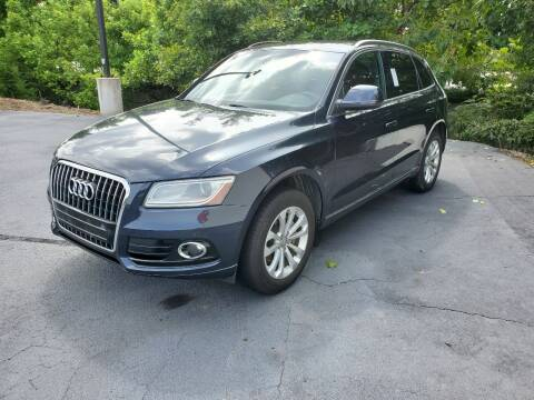 2013 Audi Q5 for sale at AutoWorld of Lenoir in Lenoir NC