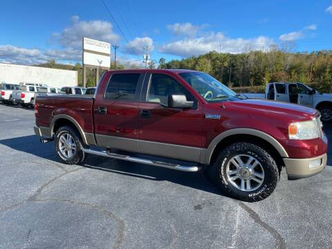 2005 Ford F-150 for sale at AutoWorld of Lenoir in Lenoir NC