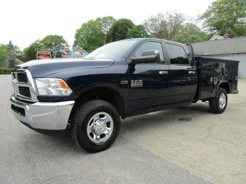 2013 RAM Ram Pickup 2500 for sale in Moosup, CT