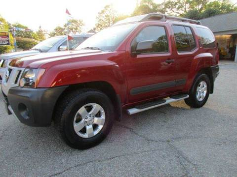 2011 Nissan Xterra for sale in Moosup, CT