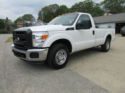 2015 Ford F-250 Super Duty for sale in Moosup, CT