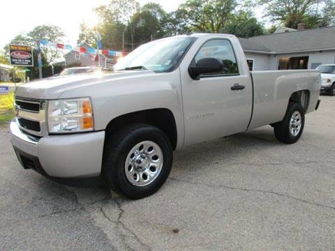 2008 Chevrolet Silverado 1500 for sale in Moosup, CT