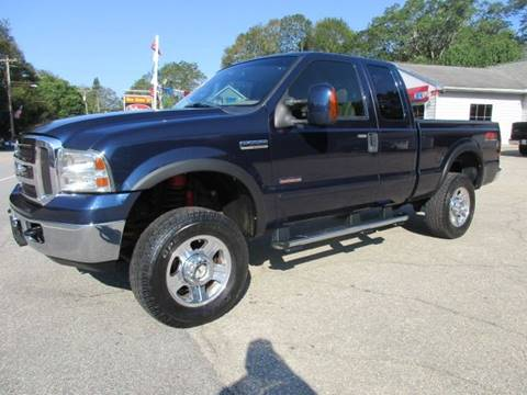 2006 Ford F-350 Super Duty for sale in Moosup, CT