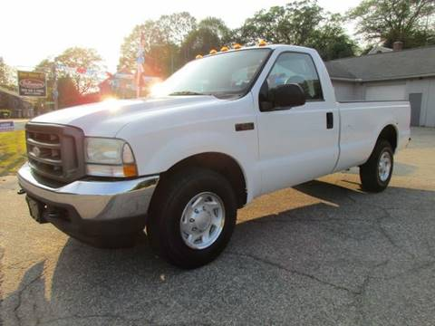 2004 Ford F-250 Super Duty for sale in Moosup, CT