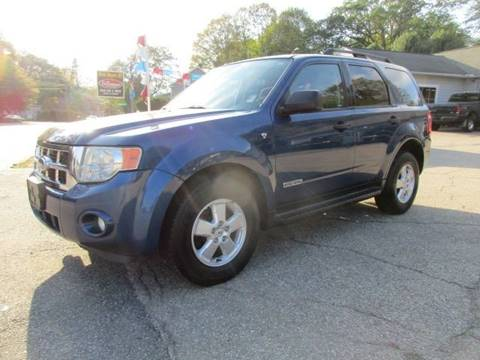 2008 Ford Escape for sale in Moosup, CT