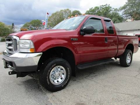 2003 Ford F-250 Super Duty for sale in Moosup, CT