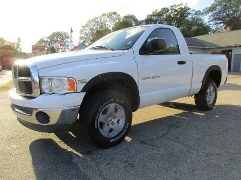 2005 Dodge Ram Pickup 1500 for sale in Moosup, CT