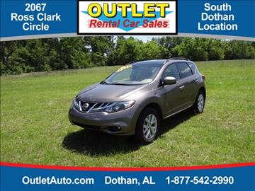 2013 Nissan Murano for sale in Dothan, AL