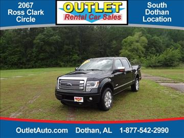 2013 Ford F-150 for sale in Dothan, AL