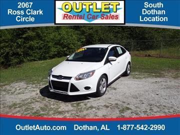 2014 Ford Focus for sale in Dothan, AL