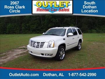 2012 Cadillac Escalade for sale in Dothan, AL