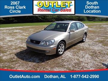 2002 Lexus GS 300 for sale in Dothan, AL