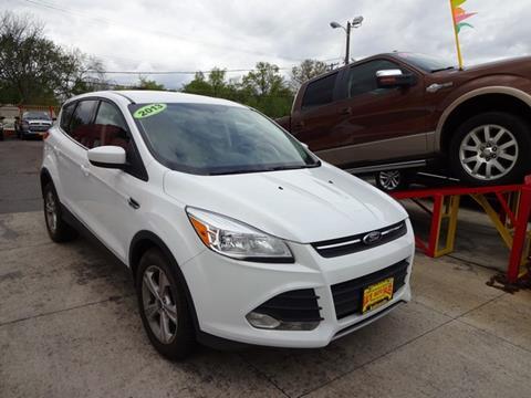 2013 Ford Escape for sale in Warren MI