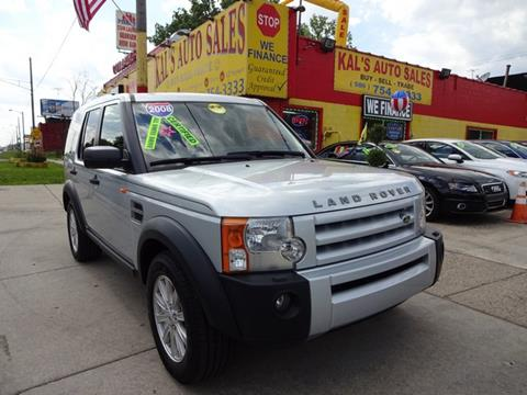 2008 Land Rover LR3 for sale in Warren MI