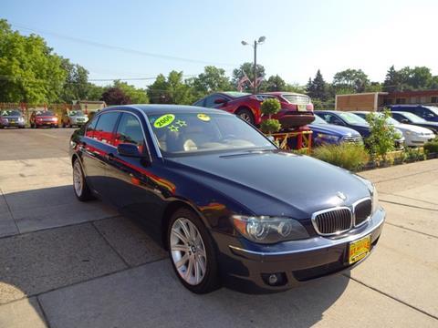2006 BMW 7 Series for sale in Warren, MI