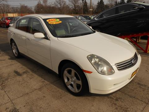 2003 Infiniti G35 for sale in Warren MI