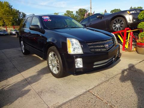 2008 Cadillac SRX for sale in Warren, MI
