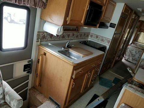 1997 Chevrolet Motorhome Chassis