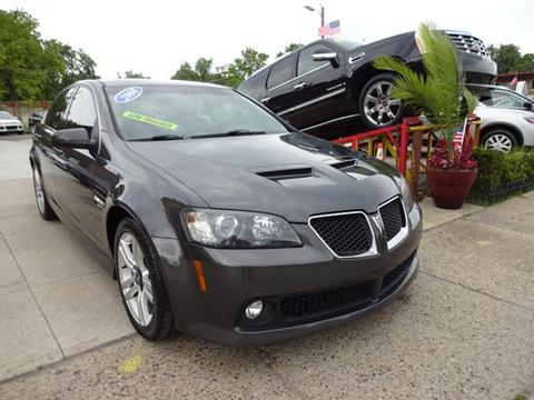2009 Pontiac G8 for sale in Warren, MI