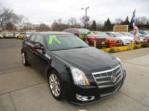 2008 Cadillac CTS for sale in Warren, MI