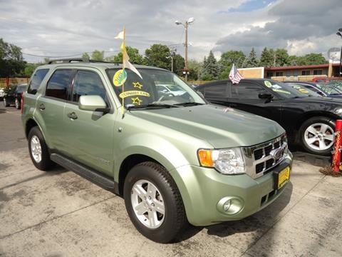 2008 Ford Escape Hybrid for sale in Warren MI